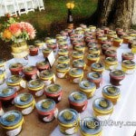 wedding favors, Los Angeles wedding officiant