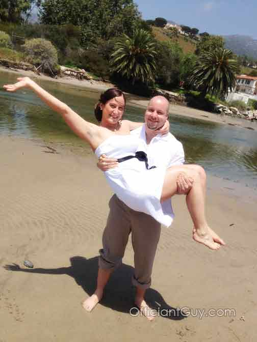 destination weddings malibu