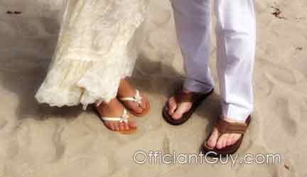 Officiants for Southern California Beach Weddings