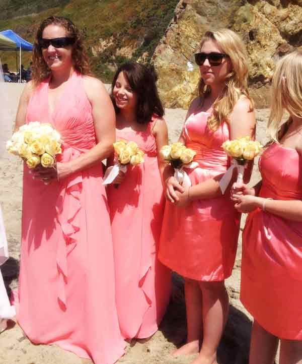 summer,heat,southern,california,weddings,tips