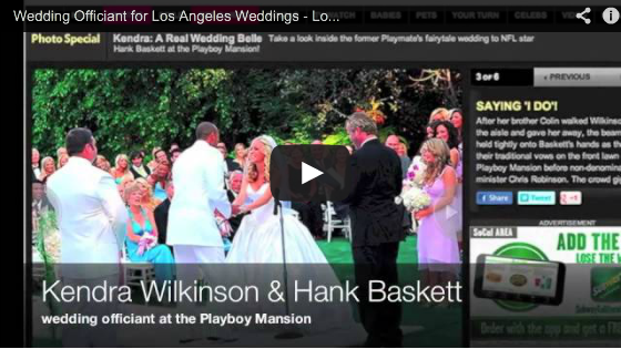 wedding officiant for los angeles weddings los angeles marriage license