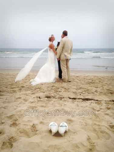 Beach Weddings Southern California