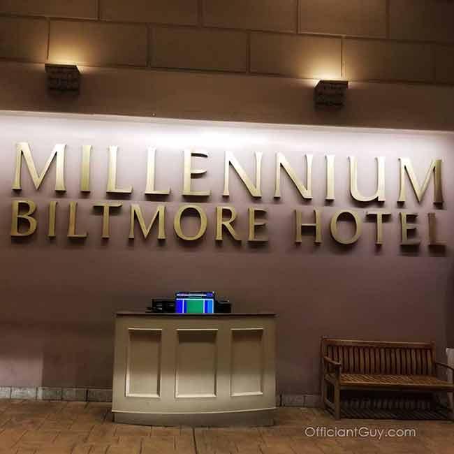 biltmore millenium hotel los angeles