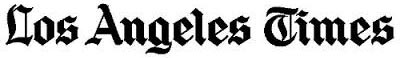 Los Angeles Times weddings section logo