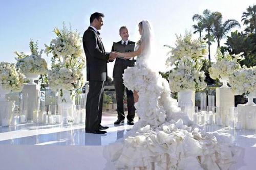Officiant Guy on real housewives of miami TV show
