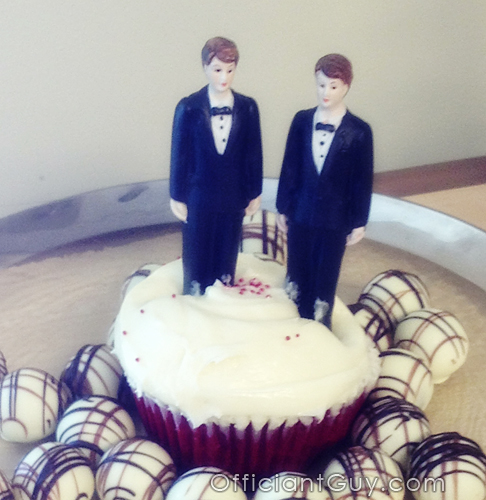 lgbt wedding officiant