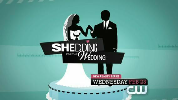 Shedding for the Wedding ad