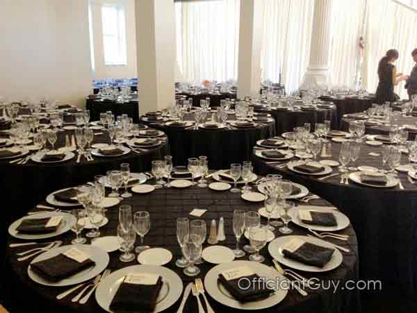 weddings luxury hotel officiant