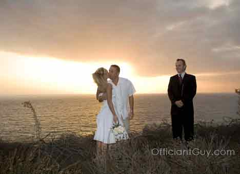 Private wedding ceremony los angeles wedding officiant private wedding ceremony junglespirit Gallery